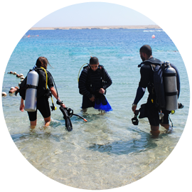 PADI Advanced Open Water Diver Cursus